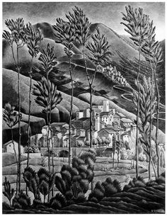 m. c. escher | Escher – Alfenda Abruzzi | Pitture e Sogni