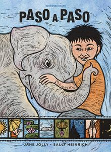"""""""One Step at a Time"""" is a ground breaking story of the love between a young boy, Luk, and his baby elephant, Mali. Touching Stories, Young Boys, S Pic, Early Learning, Baby Elephant, First Step, Love Story, Mini, Things To Come"""