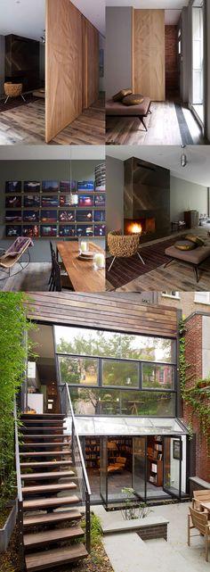 Pour notre future maison moderne