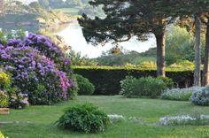 l'ile regorge de superbes jardins !