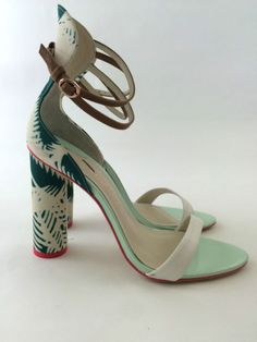 Summer is the perfect season for new shoes. So many different fun different styles are available it makes it hard to choose sometimes. This season go for a colourful sandal or a simple black slip, ...