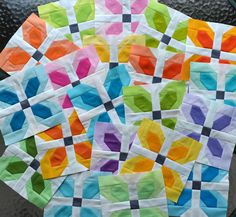 Sew Fresh Quilts: Let's Bee Social #77
