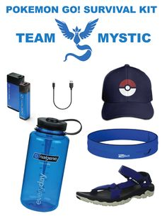 d580201f Creating JOY with LaurEvansDesign: Pokemon GO Team Mystic Survival Kit Best  Pokemon Go Team,