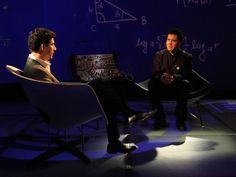 Iván Carrillo platica con Antonio Isaac Gómez en #LosObservadores