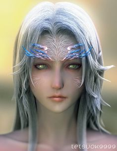 Dark Souls - Crossbreed Priscilla(wip4) by tetsuok9999