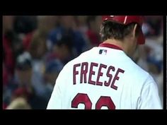 """and now in honor of David Freese turning the big two nine, a re-repost.  """"Speechless. Love baseball? Watch this!!""""-David Freese"""