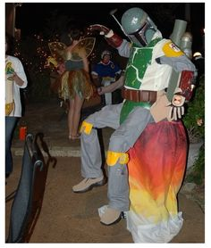 30 Awesome Halloween Costume Ideas
