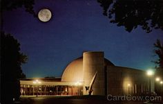 Strasenburgh Planetarium, Rochester, New York