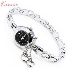 $5.99 (Buy here: https://alitems.com/g/1e8d114494ebda23ff8b16525dc3e8/?i=5&ulp=https%3A%2F%2Fwww.aliexpress.com%2Fitem%2F2016-New-Fashion-Kimio-relogios-femininos-women-watches-ladies-dress-heart-pendant-analog-quartz-hour-clock%2F32666259730.html ) 2016 New Fashion Kimio relogios femininos women watches ladies dress heart pendant analog quartz hour clock orologi donna for just $5.99