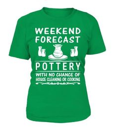 Weekend Forecast Books With No Chance of House Cleaning TShirt Black Ladies S-3X