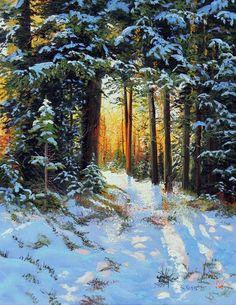 Non smettere di sorprendente bellezza ... Andrew Kiss Artist. Discussione sulla LiveInternet - Servizio russo diari online