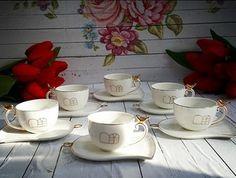 evinizde, işyerinizde kullanabileceğiniz, hediye edebileceğiniz şık, tarz, kaliteli çay, kahve fincan takımı modelleri, fiyatları hızlı kargo fırsatı 6 Kişilik Porselen Kahve Fincan Takımı 6 Kişilik Porselen Kahve Fincan Takımı,