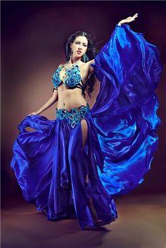 Dancer - Saida Ruzhdi,  designer - bddesign.ru/