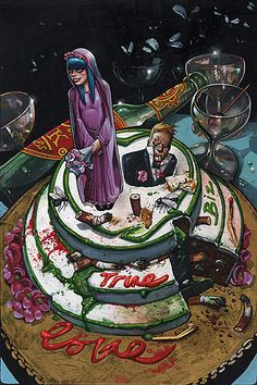 One of my favorite editions. John Constantine. HELLBLAZER - The Royal Wedding of the Century! #275 Colorist: Patricia Mulvihill, Lee Loughridge Painted cover by: Simon Bisley Finisher: Stefano Landini, Shawn Martinbrough Layout: Giuseppe Camuncoli Letterer: DC Lettering Written by: Peter Milligan