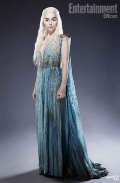Game of Thrones EW Daenerys Targaryen