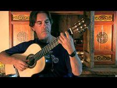 ▶ Mallorca by Albeniz - Michael Chapdelaine - Nylon Solo Guitar