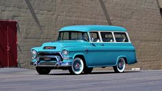 1956 GMC Deluxe Maintenance of old vehicles: the material for new cogs/casters/gears/pads could be cast polyamide which I (Cast polyamide) can produce Chevy Pickup Trucks, Old Pickup, Chevy Pickups, Chevrolet Trucks, Cool Trucks, Chevy Trucks, 1957 Chevrolet, Chevrolet Impala, Lifted Trucks