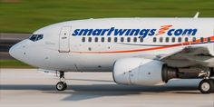 From May 29, 2017, low-cost airline SmartWings will begin twice weekly services between Larnaka, Cyprus and Prague, Czech Republic.