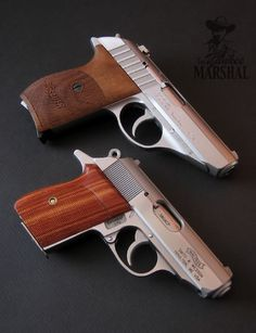 Walther PPK vs. Sig P232