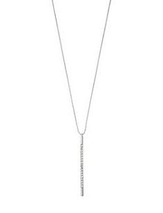 Pave Bar Necklace @ The Limited