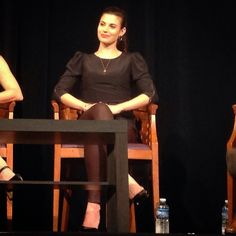 #MeghanOry at the panel. #FairytalesIII #FT3 #Xivents