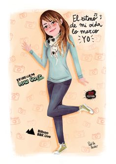 #portrait #custom #girl #illustration #retrato #personalizado #pedritaparker