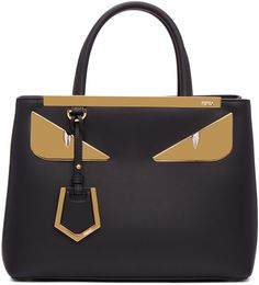 Fendi for Women Collection Fendi Bags, Fendi Tote, Fendi Clothing, Shoulder Strap, Tote Bag, Leather, Bugs, Stuff To Buy, Collection