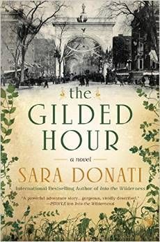 Books worth reading if you love Outlander: The Gilded Hour by Sara Donati, a remarkable epic about two female doctors in 19th-century New York and the transcendent power of courage and love…