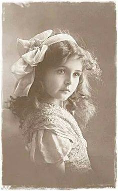 Lovely Edwardian Era Child