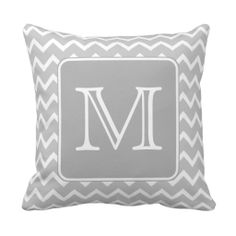 =>>Cheap          Gray and White Zigzags with Custom Monogram. Throw Pillows           Gray and White Zigzags with Custom Monogram. Throw Pillows Yes I can say you are on right site we just collected best shopping store that haveThis Deals          Gray and White Zigzags with Custom Monogra...Cleck Hot Deals >>> http://www.zazzle.com/gray_and_white_zigzags_with_custom_monogram_pillow-189120749433080778?rf=238627982471231924&zbar=1&tc=terrest
