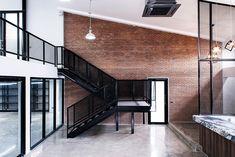 Pin Veredas Arquitetura --- www.veredas.arq.br --- Inspiração: Gallery of V-Office / Scaleup Architects - 1