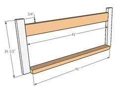Outdoor Convertible Bench/Coffee Table | HandmadeHaven | DIY Tutorials