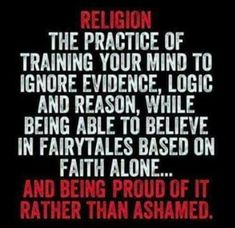 #Atheist #God #Religion