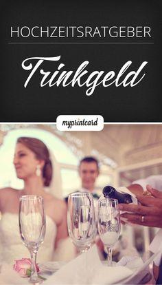 Welcher Dienstleister bekommt bei der Hochzeit eigentlich Trinkgeld und wieviel? Wir klären die wichtigsten Fragen! #hochzeit #fotograf #frisör #trinkgeld #service