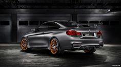 2015 BMW M4 GTS Concept Wallpaper