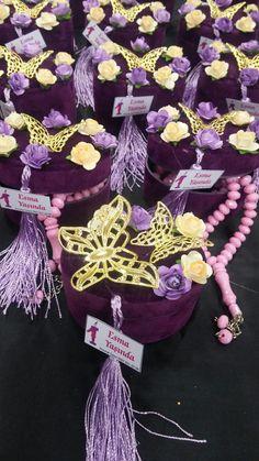 #doğumgünü #hediye #kadifekutu #kelebek #annekız #moraşkı #tesbih