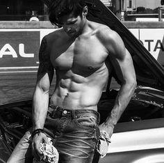 Jared!!!! My favorite  Model Rene Grincourt