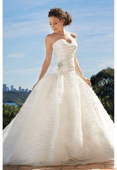 Wedding Dresses Sophia Tolli Y11332 - Rue 2013