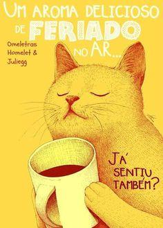 Book & Coffee: E é sexta e tem feriado chegando...