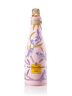 Veuve Clicquot Rosé Bird Song Edition (Ice Jacket)