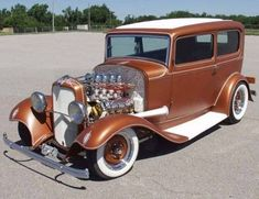Vintage Cars Muscle More vintage cars hot rods and kustoms - Vintage Cars, Antique Cars, Traditional Hot Rod, Classic Hot Rod, Ford Classic Cars, Street Rods, Hot Cars, Retro, Custom Cars