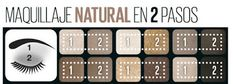 Aprende a Maquillarte con la Paleta de Sombra The Nudes Maybelline   € 9,95   - Página Femenina