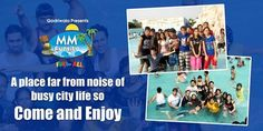 MM Fun City which attracts both children and elders with its attractive rides and games,a place far from noise of busy city life.So come and enjoy ...