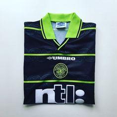 dc88b838 Celtic Away Shirt 1998/99 - link in bio ☝ #celtic #glasgowceltic