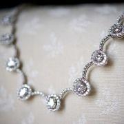 Vintage Wed Necklace