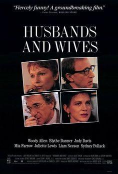 Maridos y mujeres [Vídeo (DVD)] / dirigida por Woody Allen