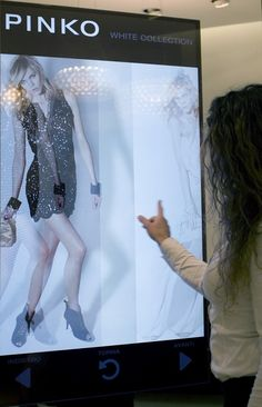 PINKO INTERACTIVE STORE_October, 2008 Interactive installations and…