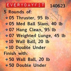 #EveryDayFit 140623 #wod #workout #crossfit #100wallballs Race Training, Circuit Training, Bodybuilding Routines, Morning Gym, Wod Workout, Body Exercises, Bettering Myself, I Work Out, Tabata