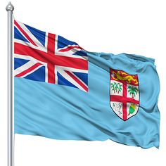 Fiji Flag - colors meaning history of Fiji Flag
