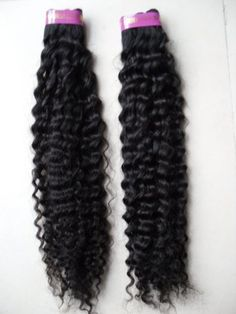 """Virgin Brazilian Remy Hair Deep Wave Grade AAA 300g 20"""",22"""",24"""" by Wondepot. $218.99. with no artificial or non-human hair mixed in,; one package contains 3 bundles,20'',22'',24'', 300g; 20'',22'',24 inch TRUE VIRGIN Brazilian Remy....100% REAL HUMAN HAIR; with no artificial or non-human hair mixed in,no shedding & tangling; Pure Virgin Brazilian Hair. All cuticles in tacked and laying in the same direction. Cuticle layer of the hair flowing in the same direction, fl..."""